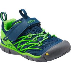 Keen Chandler CNX Shoes Barn poseidon/jasmin green